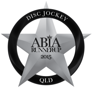 2015 ABIA DJ Runner Up Award