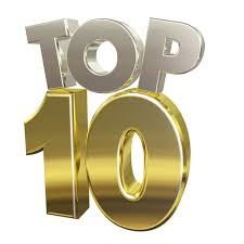 Top 10 In Australia – It's Official