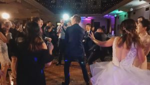 Wedding Dancing at Tattersalls
