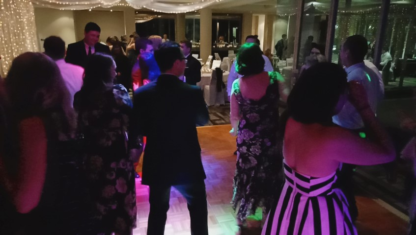 Sheraton Dance Floor